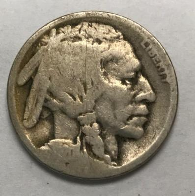 Coin, U.S., Indian Head Nickel