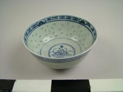 Bowl, Rice