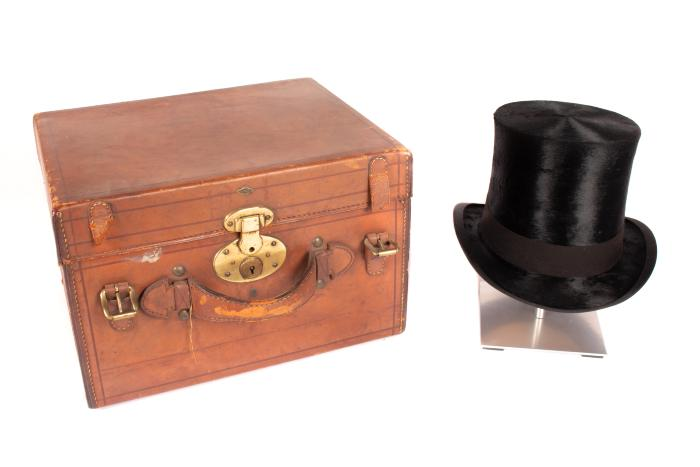 Hat and Case