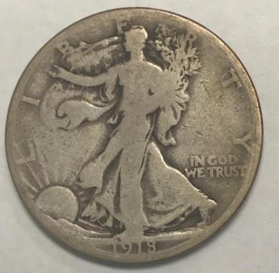 Coin, Half Dollar