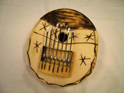 Kalimba Gourd, Thumb Piano