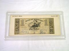 Paper Currency, 1 Dollar