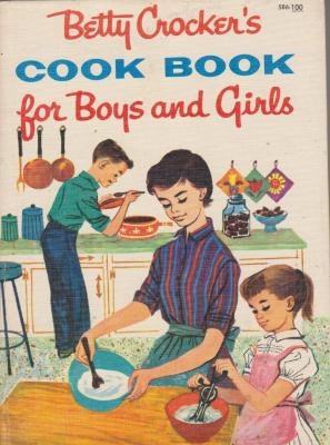 Book, 'betty Crocker's Cook Book For Boys And Girls.'