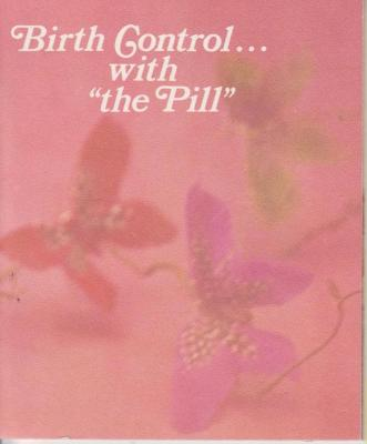 Booklet, 'birth Control ... With The 'pill''