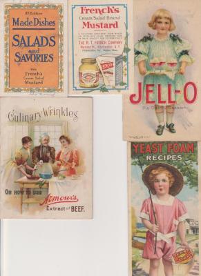 Booklet, Advertisement