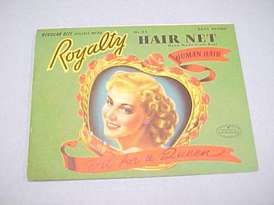 Royalty Hair Net