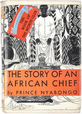 Book, The Story of an African Chief