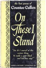Book, On These I Stand
