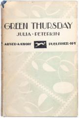 Book, Green Thursday