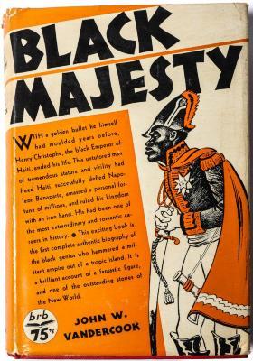 Book, Black Majesty