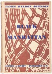 Book, Black Manhattan