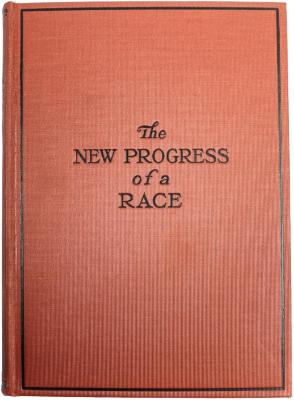 Book, The New Progress of a Race
