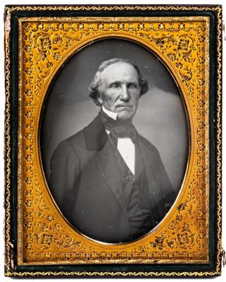 Cased Photograph, John Ball