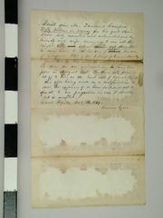 Document, Lucius Lyon , Dec. 14, 1847