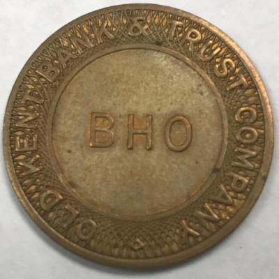 Token, Old Kent Bank And Trust Co.
