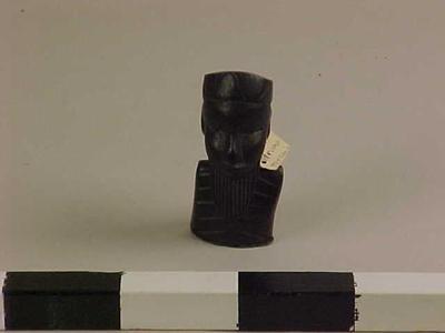 Figurine, Man's Head