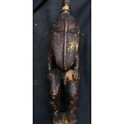 PAPUA NEW GUINEA AMULET FIGURE