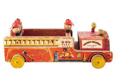 Winky Blinky Pull Toy