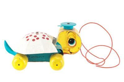 Tiny Tim Pull Toy