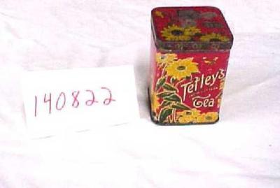 Tetley's Tea Box