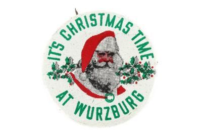 Wurzburg's Christmas Pin