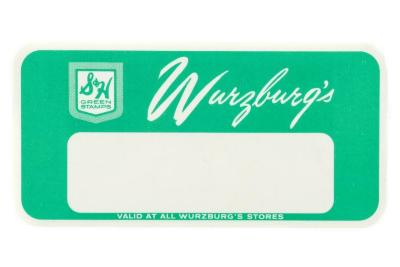 Wurzburg Credit Card