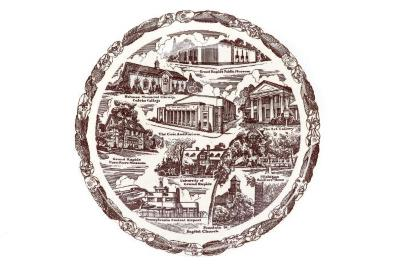 Wurzburg's Promotional Plate