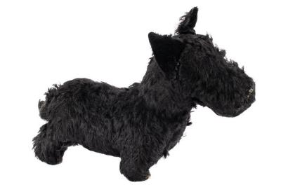 Toy Stuffed Dog, Roger B. Chaffee Archive Collection #6