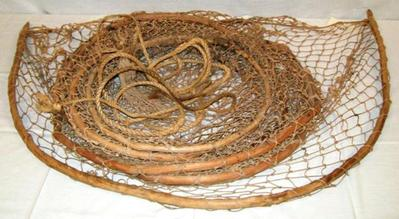 Fish Net Or Trap