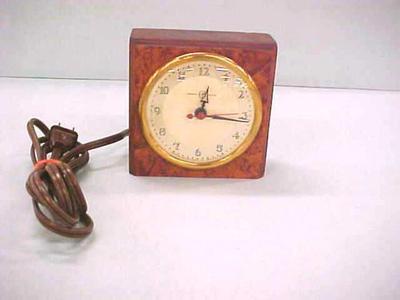 Electric Alarm Clock,  Herman Miller