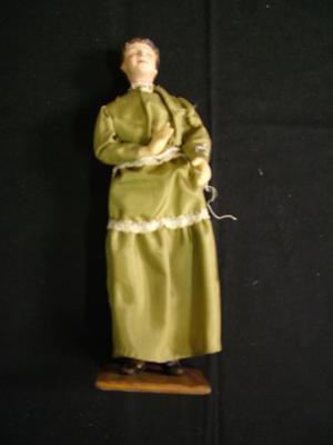Portrait Doll, Helen Keller