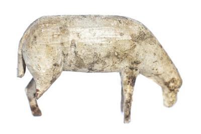 Ottawa Sheep Figure .22, Creche Or Nativity Piece