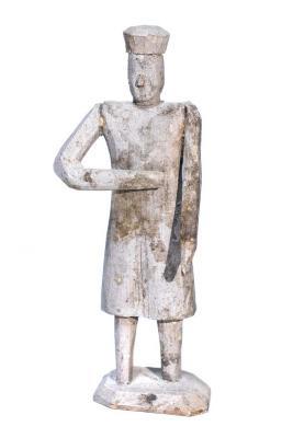 Ottawa Priest Figure .12, Creche Or Nativity Piece