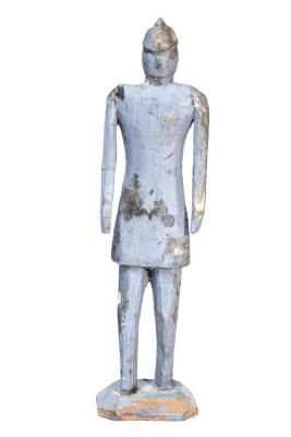 Ottawa Foot Soldier Figure .8, Creche Or Nativity Piece