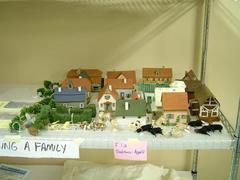 Putz Or Christmas Village
