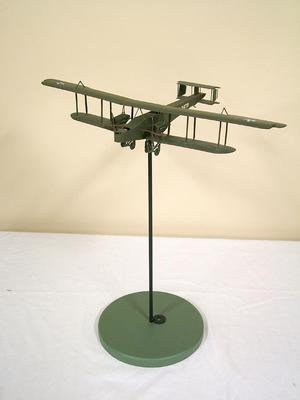 Model Airplane, Handley Page Bomber 1916