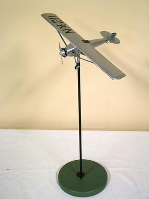 Airplane Model, Spirit Of St. Louis