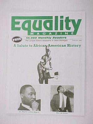 Equality Magazine, February, 2001