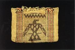 Native American Charm Bag