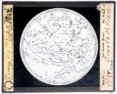 Lantern Slide, May Constellations