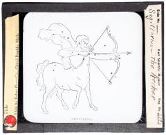 Lantern Slide, Sagittarius