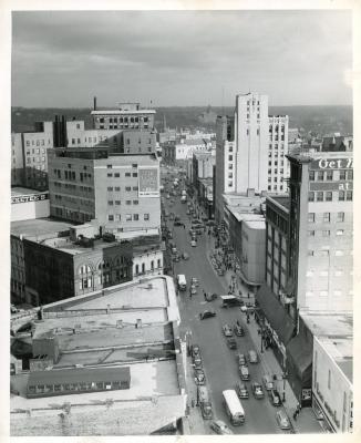 Photograph, Monroe Avenue
