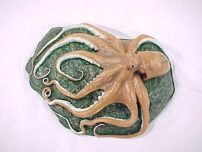 Octopus, Replica, Biocast