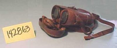 Binoculars And Case
