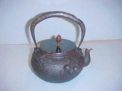 Japanese Tea Kettle