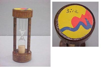 City Commission Egg Timer, 2.57 Minutes