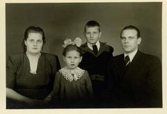 Archival Collection #146 - Maskevics Family