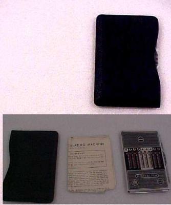 Pocket Calculator, Addiator