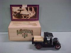 Model Toy Truck, Van Westenbrugge And Erb With Original Box