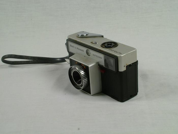 Camera, Bell And Howell Autoload